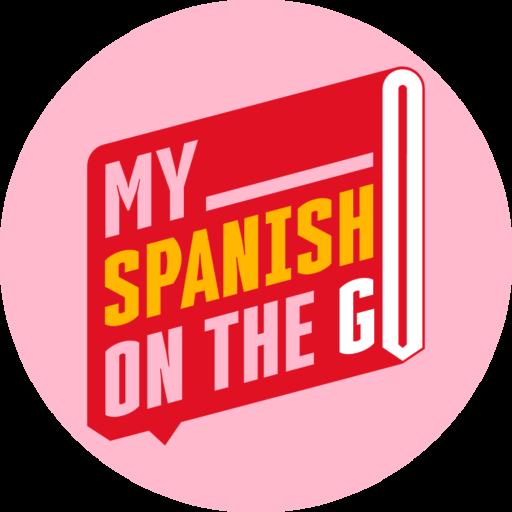 My Spanish on the go logo